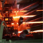 中东钢铁产量呈快速上升趋势